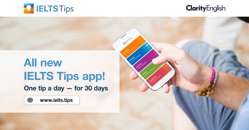 Micro-learning and the all new IELTS Tips app