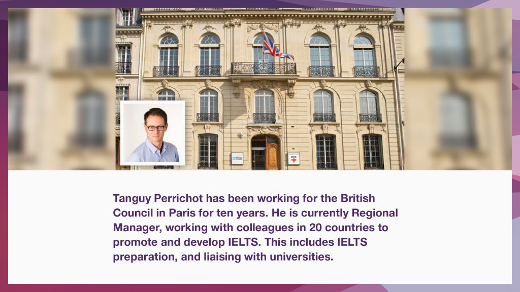British Council France: Providing IELTS support for universities