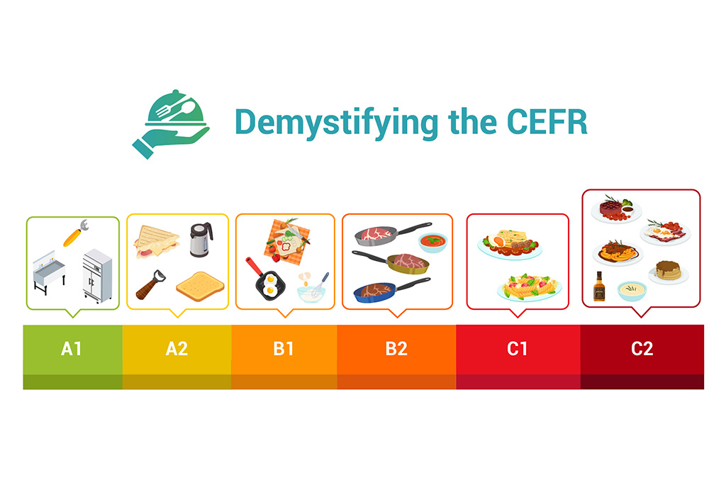 CEFR and cooking