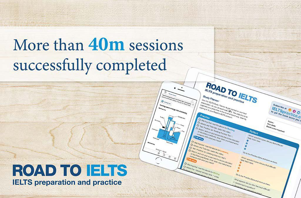 Does Road to IELTS really make a difference?