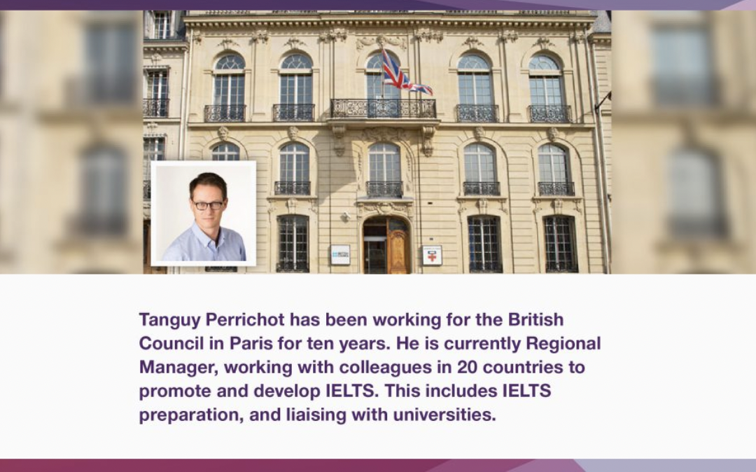 Editor's pick: British Council France – Providing IELTS support for universities